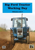 Big Ford Tractor Working Day Wiltshire 2019 (DVD)