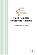 Herd Register for Bovine Animals