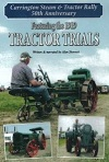 Carrington Steam & Tractor Rally 50th Tractor Trials (DVD)