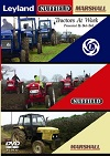 Leyland Nuffield Marshall Tractors at Work (DVD)