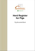 Herd Register for Pigs